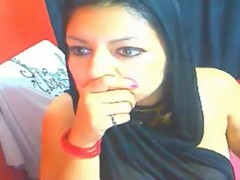 mahaila-half leabanese-half egyptian-arabic woman-whore - slut-