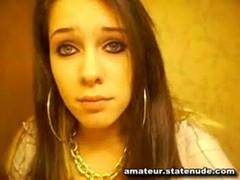 Youtube camgirl strip