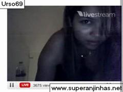 Tati on webcam
