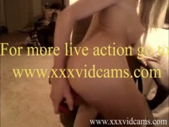 Deliciously hot whore on cam