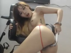 Japanese Babe Nancy Anal Masturbates and Squirts - See More at FappyCams.com