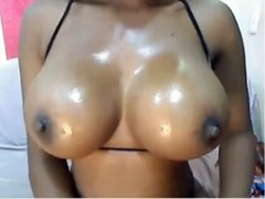HD Ebony latina Cam teasing