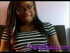 Pretty Brown Ebony Virgin Pussy