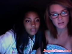 Two Hotties on webcam