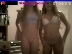 webcam with home alone girls