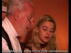 Old n young sex video - teen and grandpa
