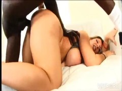 Thick Hottie Gets Oiled Up And Fucked Proper Black Market