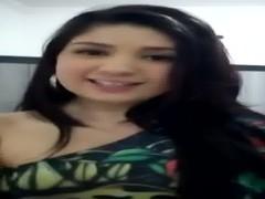 Morena gostosa envia vídeo dela toda safada pra animar grupo de Whatsapp