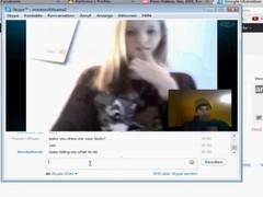 Colegiala Adolescente en Skype-www.chatonline.com.mx