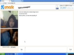 Indian Girl watching me cum in omegle